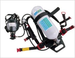 消防用空気呼吸器