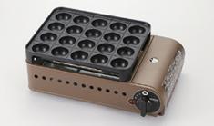カセットガスたこ焼器